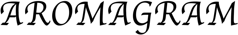 名古屋のメンズエステ【アロマグラム】 ロゴ